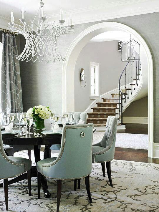 Beautiful Dining Room Chairs Pinterest Comedores