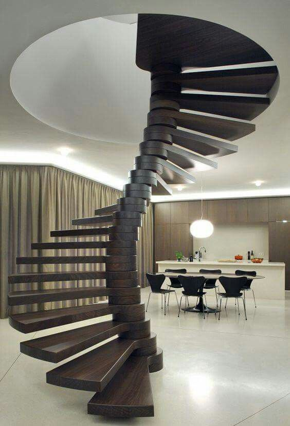 Beautiful Staircases Pinterest Escalera Interiores Y