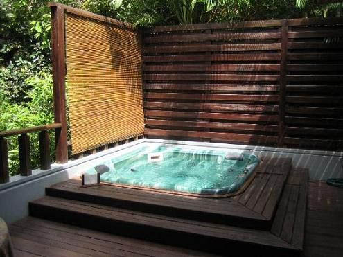 Beneficios De Los Spa Y Jacuzzi Exterior Blog Del