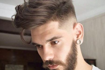 Best Peinados Pelo Corto Hombres 2017 Image Collection