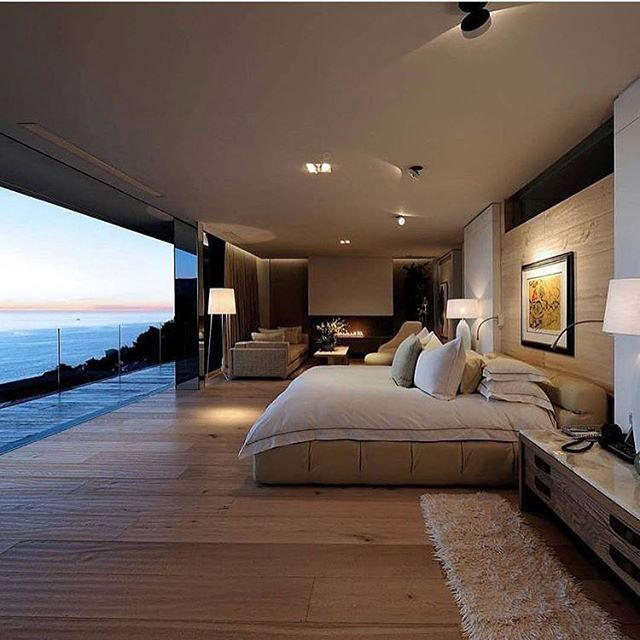 By Peerutin Architects Here S A Bedroom With View