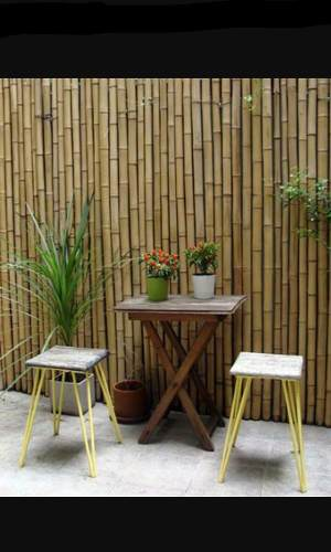 Caas Bambu Decoracion Affordable With