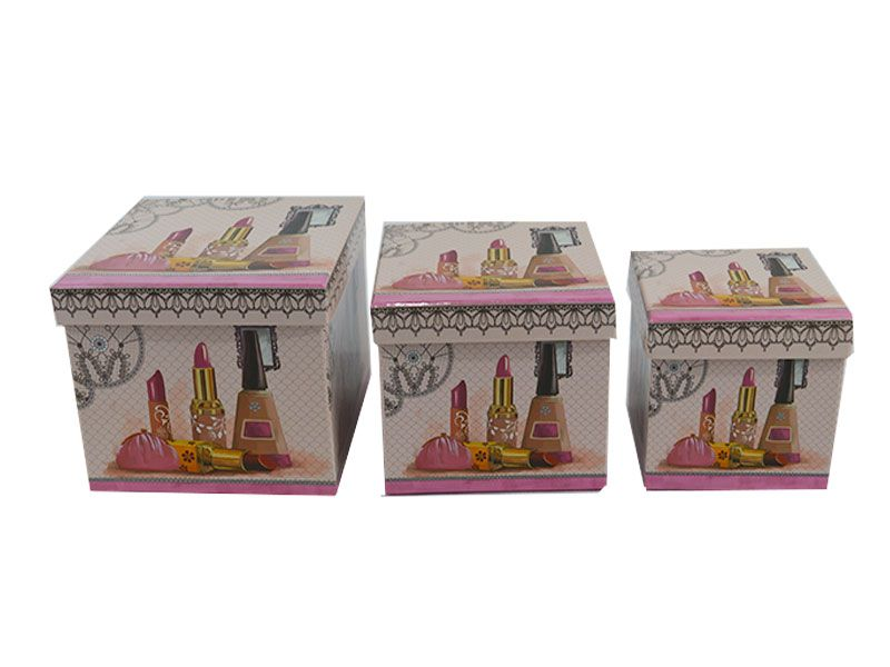 Cajas De Carton Decoradas Pack