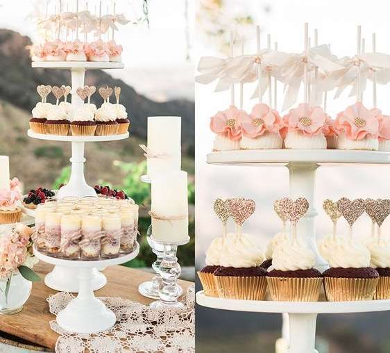 Candy Bar Para Bodas Ideas La Mesa De Dulces FOTOS Foto