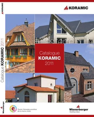 Catalogue G N Ral KORAMIC By Wienerberger AG Issuu Maison Avec Chien