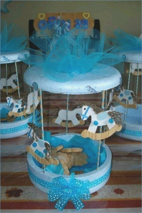 Centros De Mesa Para Baby Shower Ni O Tomorrowliving Me Nic2b1o Of