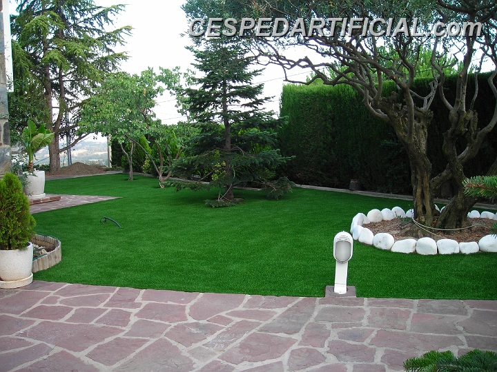 Cesped Artificial Jardin Affordable Csped Terrazas