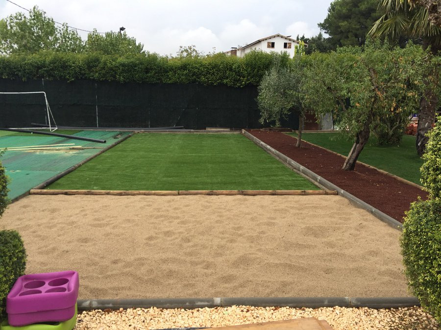 Cesped Artificial Jardin Rollo 50 M2 Para