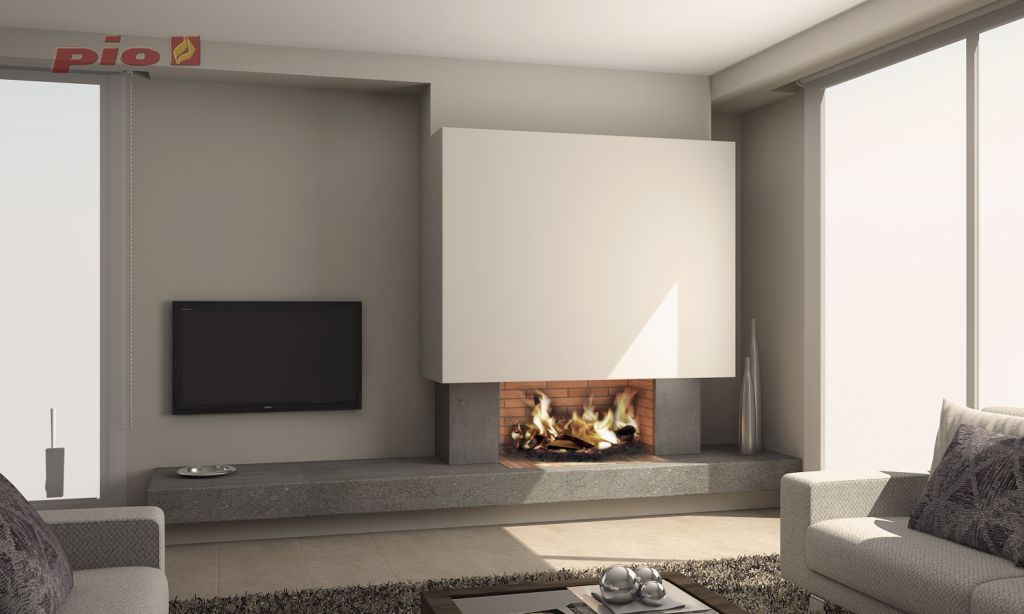 Chimeneas Modernas Latest With
