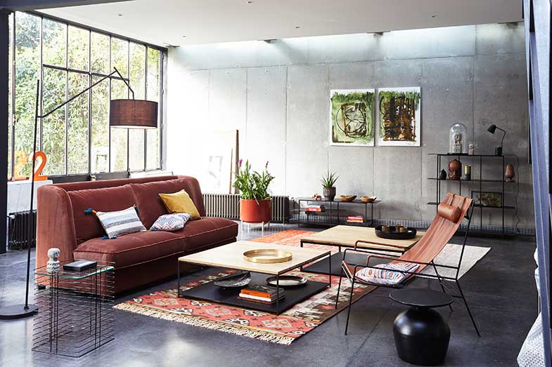 Claves De La Decoraci N Un Loft Industrial