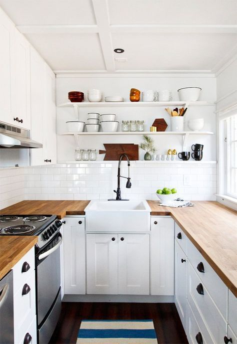 Cocinas Peque As Modernas 2018 De 150 Fotos E Ideas Decoraci N