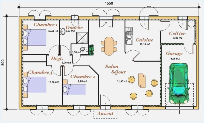 Comment Faire Le Plan D Une Maison Un Amazing Cool