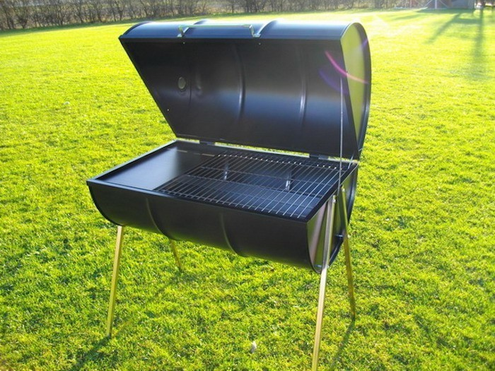 Comment Faire Un Barbecue En Brique Fabulous