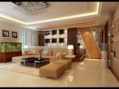 Como Decorar Sala De Estar Moderna Y Elegantes YouTube