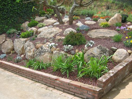 Como Decorar Un Jardin Con Piedras Of