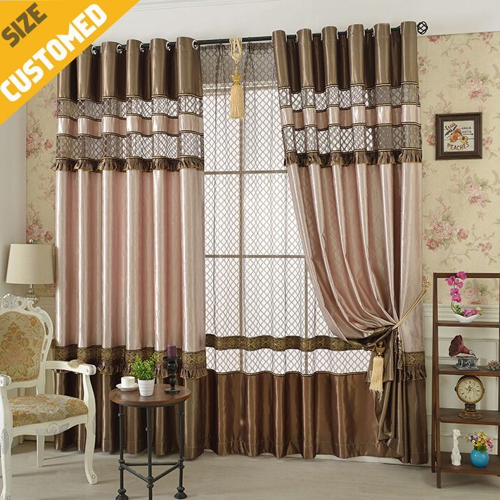 Como Hacer Cortinas Para Sala Medium Size Of Top Finel Bordado