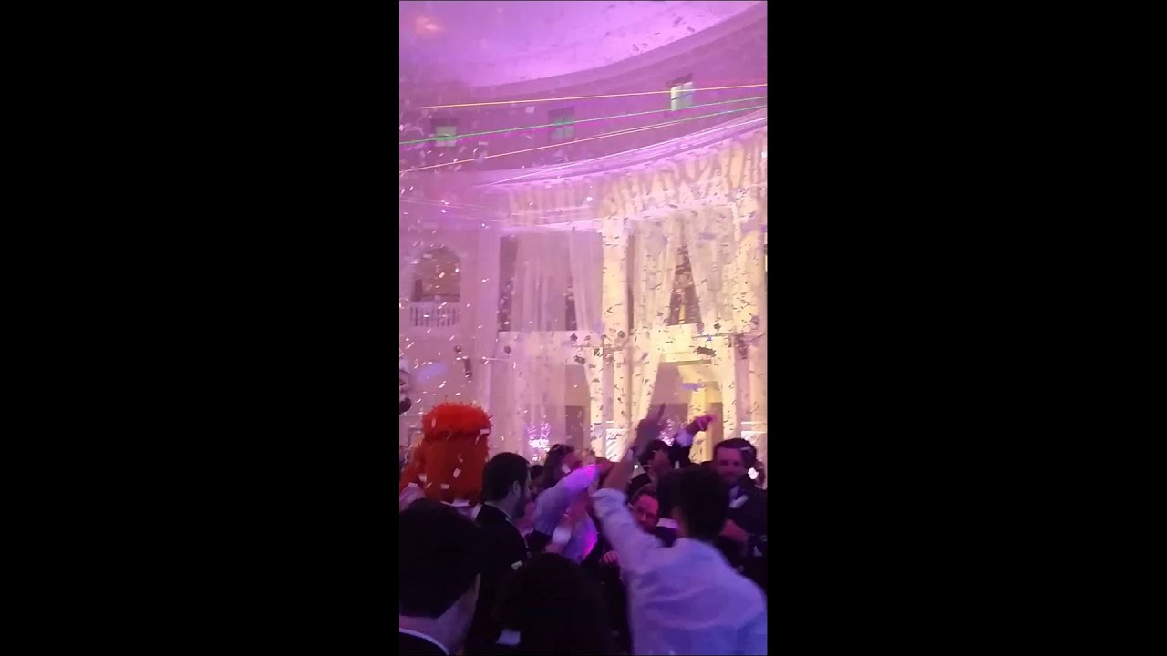 Confetti Blizzard Westin Colonnade 12 28 13 YouTube