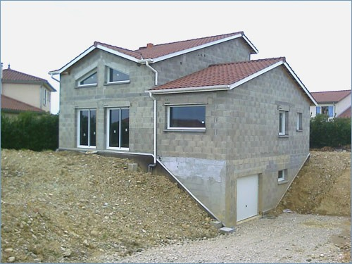 Constructeur Maison Hors D Eau Air Alliance 38 Construction 2