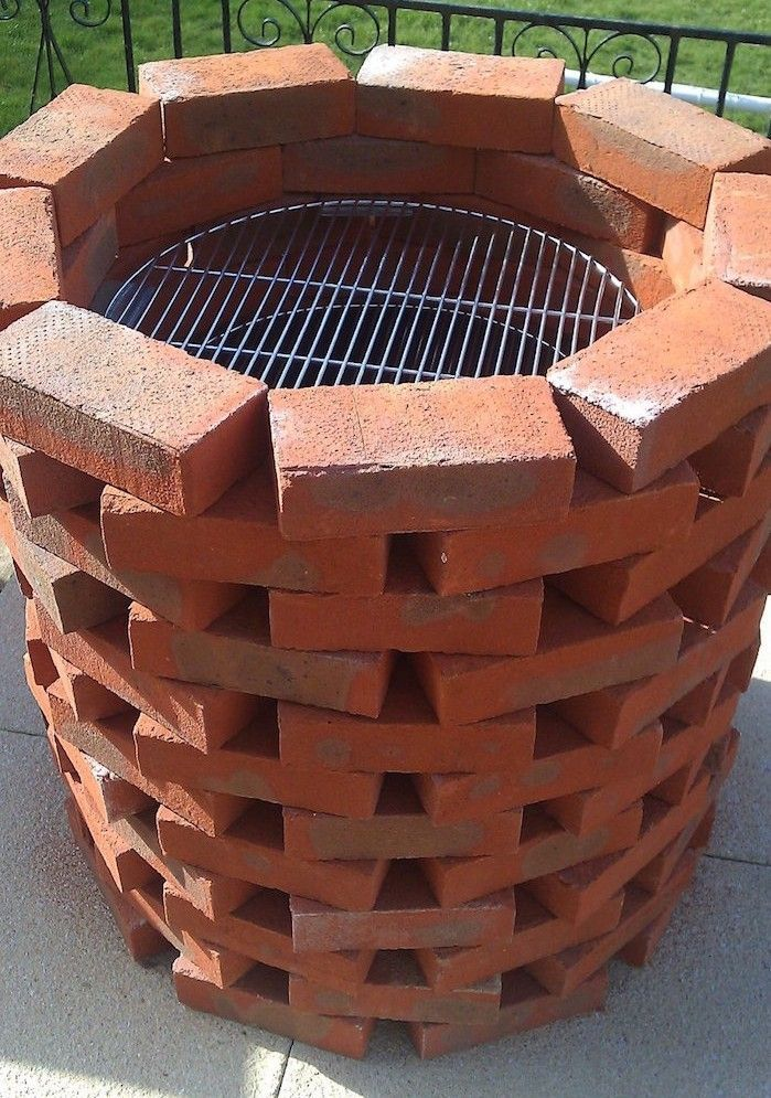 Construire Un Barbecue En Parpaing Idees De Decoration