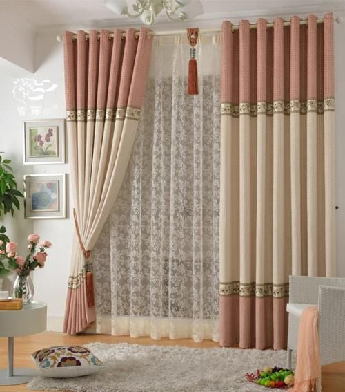 Cortinas Sencillas Para Decorar Salas En 2018 Decoracion