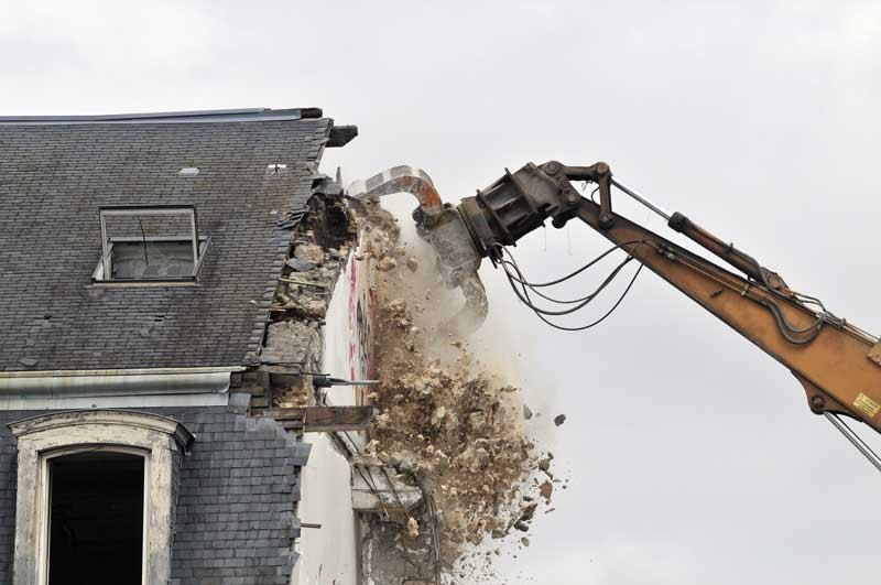 Cout De Destruction D Une Maison Prix Molition Co T Intervention
