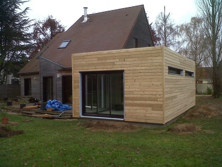Cout Extension Maison 20m2 Davidreed Co