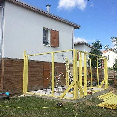 Cout Extension Maison 20m2 Prix M With