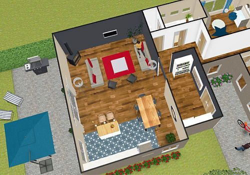 Creer Plan Maison Gratuit Creation De D Logiciel 3d Placecalledgrace