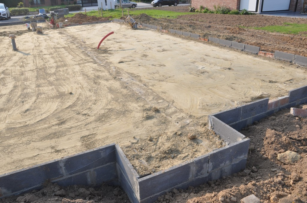 Dalle Beton Pour Maison Simple Id Es