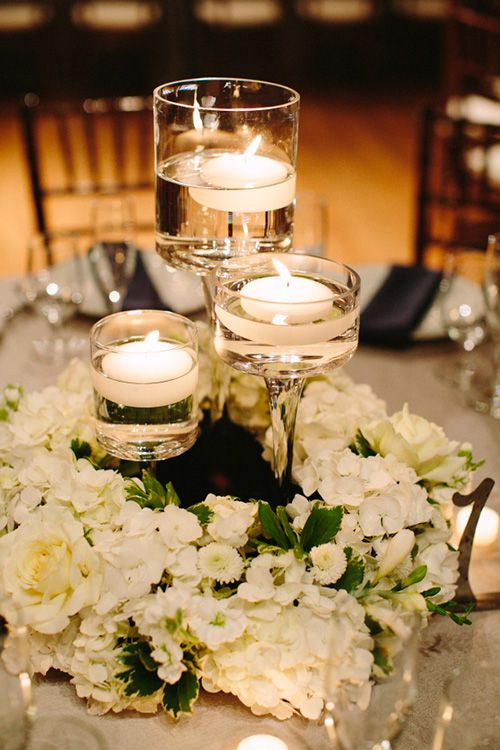 Decora E Ilumina La Boda Con Velas Pinterest Wedding