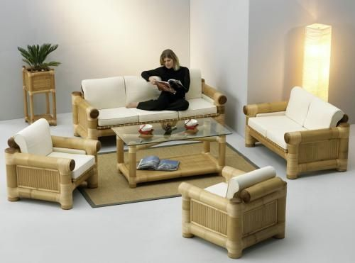 Decoraci N Con Bamb Muebles Pinterest Decoracion