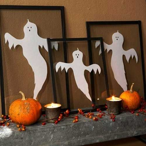 Decoraci N Halloween Manualidades De Para Decorar 50
