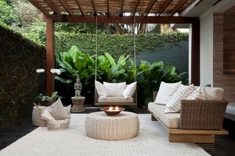 Decoracion De Balcones Y Terrazas Peque As 99 Ideas Geniales