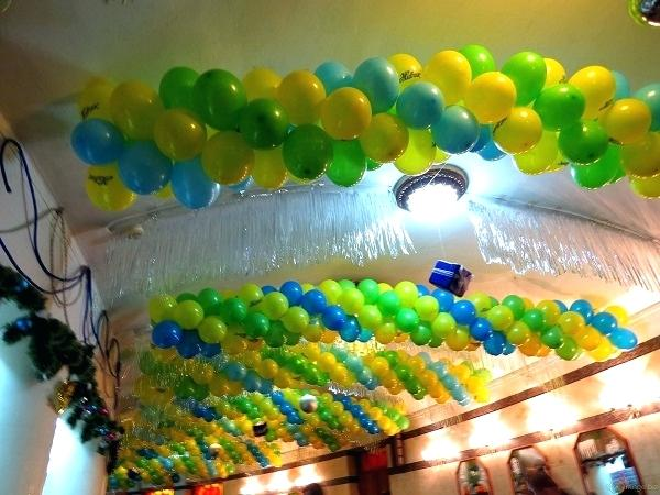 Decoracion De Fiestas Infantiles Con Globos Cool Excellent Pin