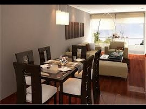 Decoracion De Sala Comedor YouTube