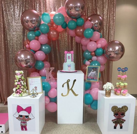 Decoraciones Infantiles Con Globos 30 Ideas De Decoraci N Para