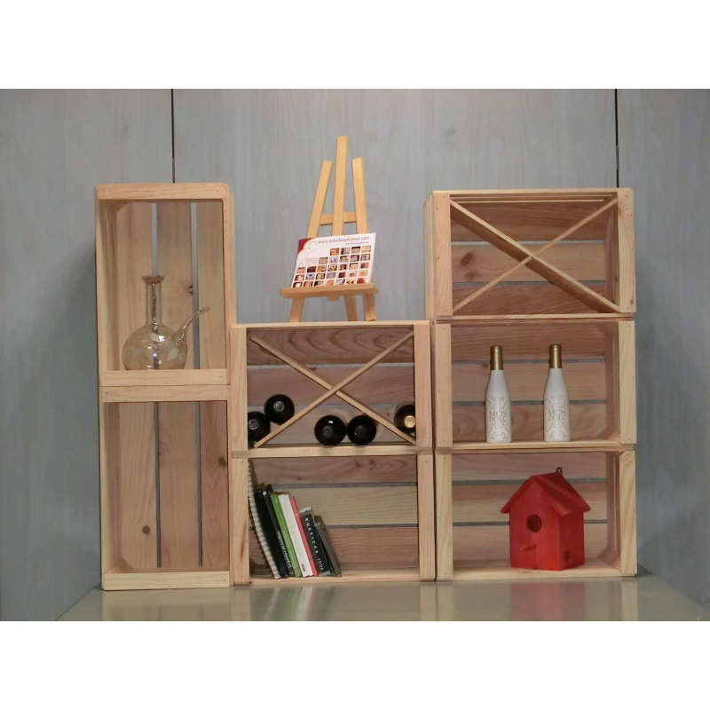 Decorar Con Cajas De Madera Ideas Creativas Para