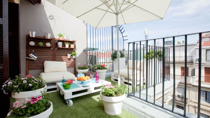 Decorar Terraza De Estilo Chill Out Decogarden Politify Us