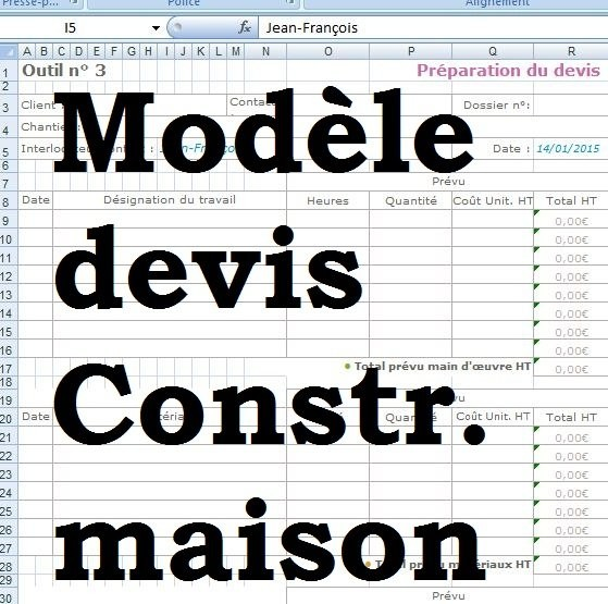 Devis Construction Maison Algerie Ipsita Co