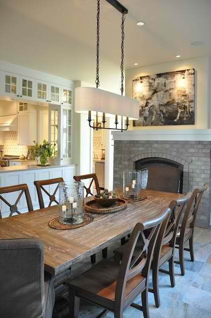 Dining Room Ideas KBHomes Pinterest Comedores