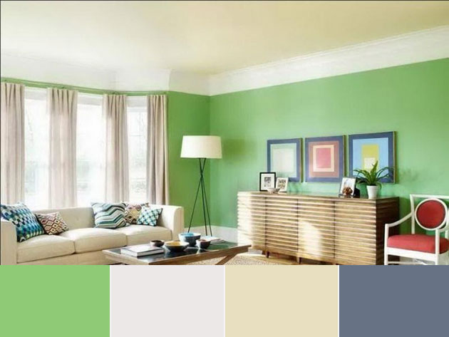 Dise Os De Pintura Para Interiores Imagui Colores Pinterest Ideas