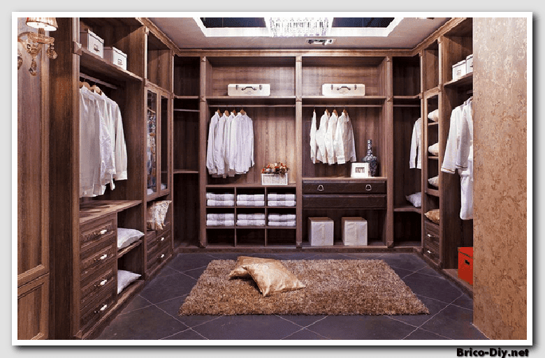 Diseno De Interiores Walking Closet Walk In Closets Designs