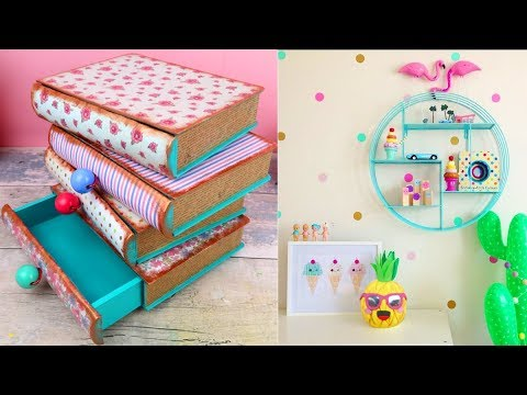 DIY Room Decor 4 Ideas Para Decorar Tu Cuarto Soporte