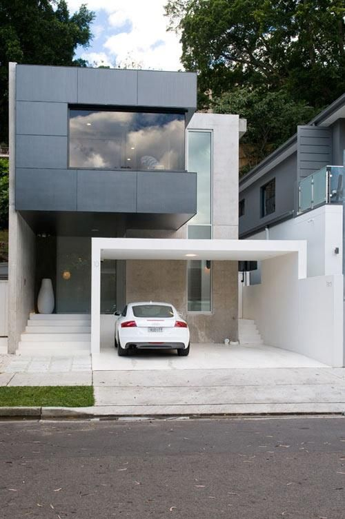 Double Bay House By Level Orange Architects Arch Pinterest