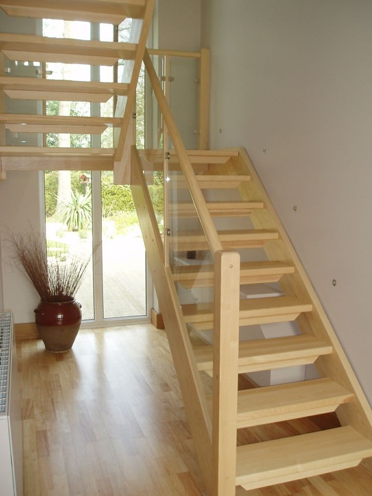 Escaleras De Madera Ipsita Co