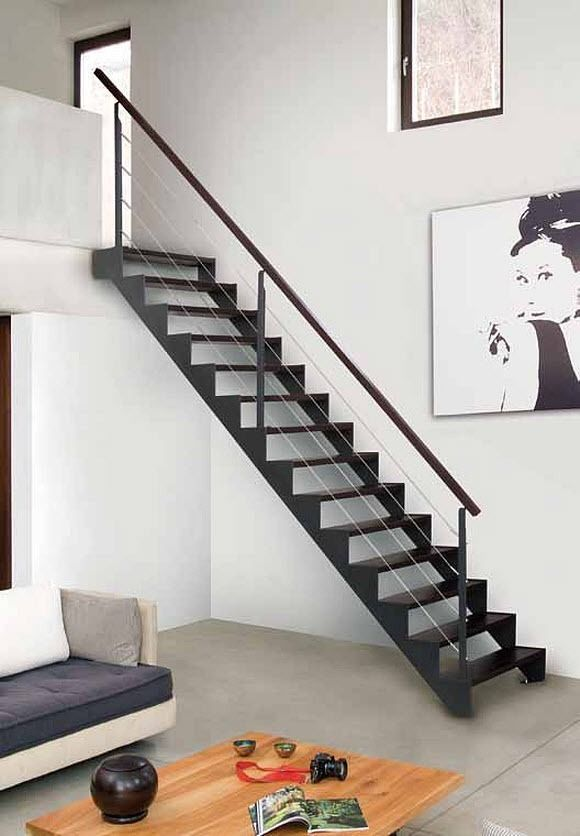 Escaleras De Metal En 2018 Pinterest
