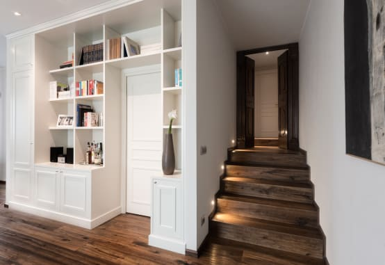 Escaleras Interiores 18 Dise Os Geniales Para Casas Peque As