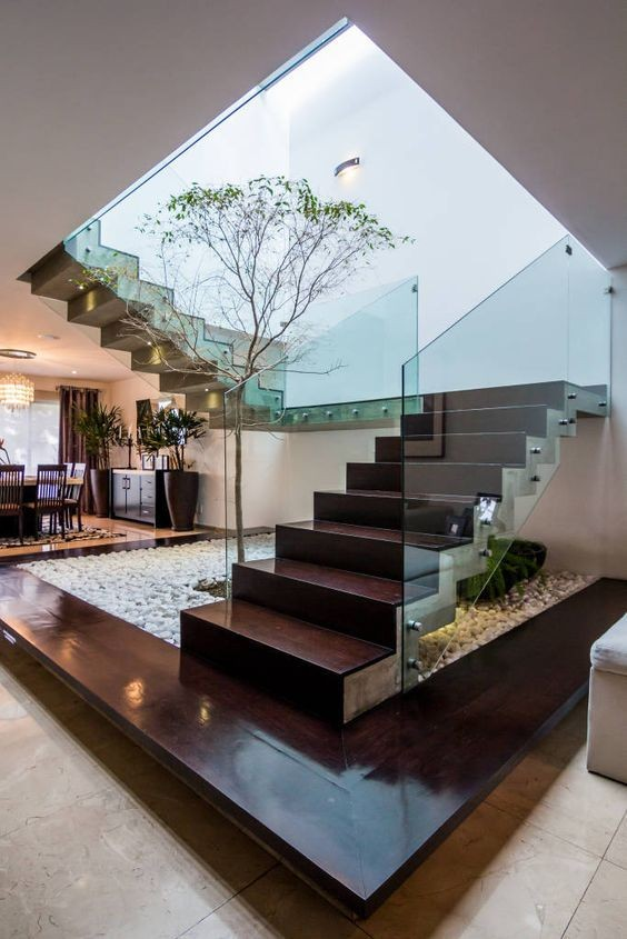 Escaleras Minimalistas Architecture The Feng Shui Of Staircase