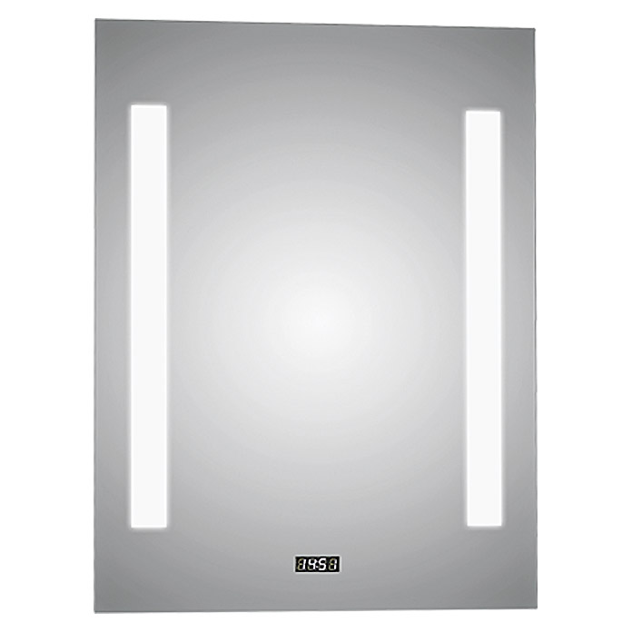 Espejo Con Luz LED Crystal Creek 50 X 70 Cm Clase De Eficiencia