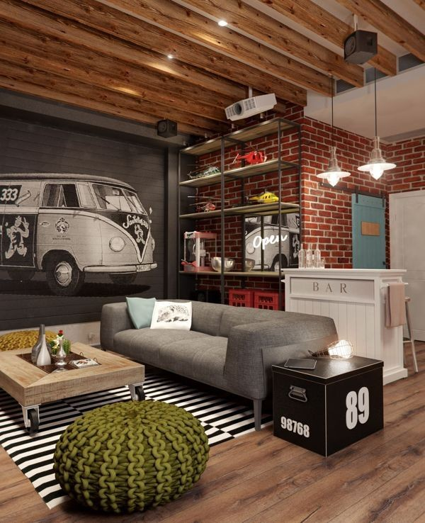 Estilo Industrial 12 Ambientes Com Interiors And Flats A1group Co